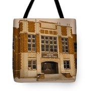 Mandan Jr High School 1 Tote Bag
