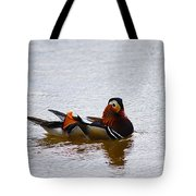 Mandarin Duck 20130507_104 Tote Bag