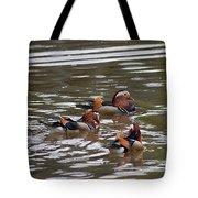 Mandarin Duck 20130507_93 Tote Bag