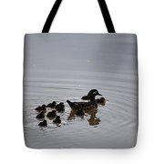 Mandarin Duck And Babes 20130508_227 Tote Bag