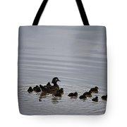 Mandarin Duck And Babes 20130508_230 Tote Bag
