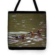 Mandarin Ducks 20130507_96 Tote Bag