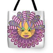 Mandy Flower Tote Bag