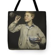 Manet Exhibition Tote Bag