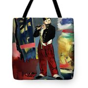 Manet In My World Tote Bag