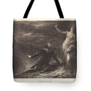 Manfred And Astarte (2nd Plate) Tote Bag