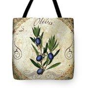 Mangia Olives Tote Bag