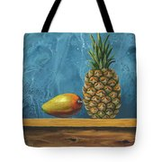 Mango And Pineapple Tote Bag