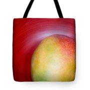 Mango Close-up Tote Bag