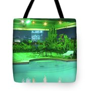 Mango Park Hotel Roof Top Pool Tote Bag