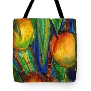 Mango Tree Tote Bag