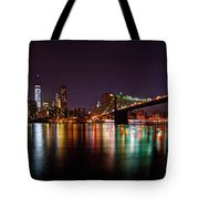 Manhattan 030 Tote Bag