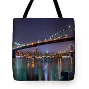 Manhattan 031 Tote Bag
