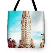 Manhattan 11 Tote Bag