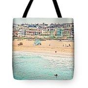 Manhattan Beach - Los Angeles, California Tote Bag
