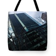 Manhattan Left Tote Bag