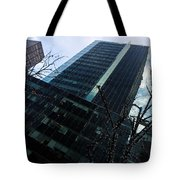 Manhattan Right Tote Bag