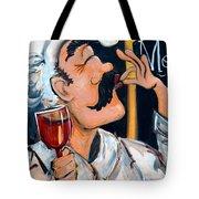 Manifique Tote Bag