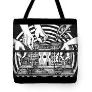 Manipulation  Tote Bag