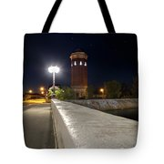 Manistique Water Tower Big Dipper -2293 Tote Bag