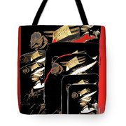 Mannequin Collage Jerome Arizona 1968-2013 Tote Bag