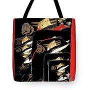 Mannequin Collage Jerome Arizona 1968-2013 Tote Bag