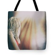 Mannequin On Main Street Tote Bag