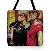 10496 Mannequin Series 07 - Let's Party Tote Bag