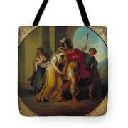 Manner Of Angelica Kauffman Tote Bag