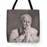 Manner's Never Get Old Tote Bag