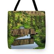 Manning-rye Bridge Tote Bag