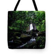 Manoa Falls Stream Tote Bag