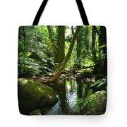 Manoa Valley Stream Tote Bag