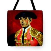 Manolete  Tote Bag