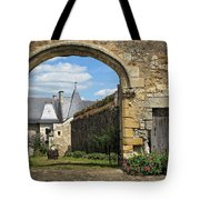 Manor House Entry Tote Bag