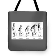 Mans Place In Nature Tote Bag
