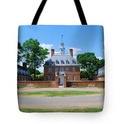 Mansion Tote Bag