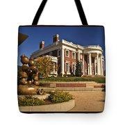 Mansion Hunter Museum Tote Bag