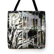 Mansion Of Obsession Tote Bag