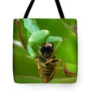 Mantis Munchies Tote Bag
