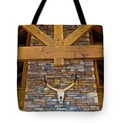 Mantle And Chimney Tote Bag