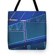 Manufacturing Abstract Tote Bag