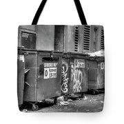 Many Bins Tote Bag