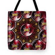 Many Bits Of Butterflies  Tote Bag