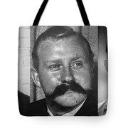 Many Faces Of  Assassin John Dane 2         Tote Bag