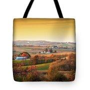 Many Farms Tote Bag