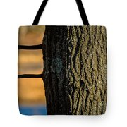 The Many Lines Of Nature Tote Bag