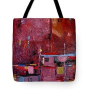 Many Mansions Tote Bag