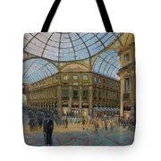 Many Pass Someone Remains Tote Bag