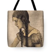 Many Years Ago Tote Bag